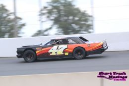 Kyle Fetterly OSCAAR hot Rod Series