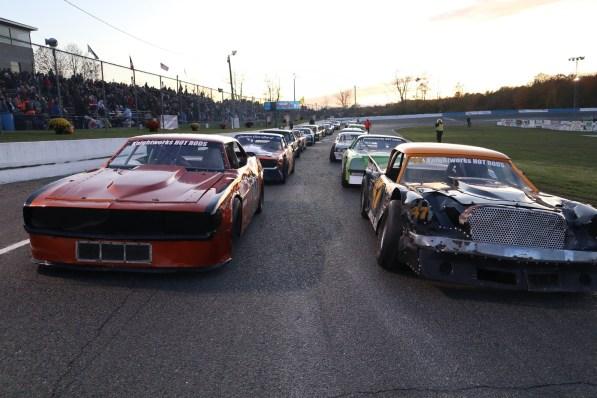 OSCAAR Hot Rod Series at Peterborough Speedway 2020