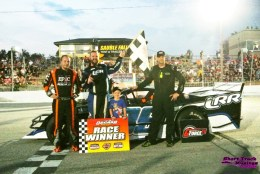 OSCAAR Modified's at Sauble Speedway Top 3