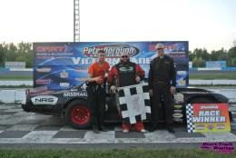 OSCAAR Hot Rod Series Top 3 at Peterborough Speedway 2021