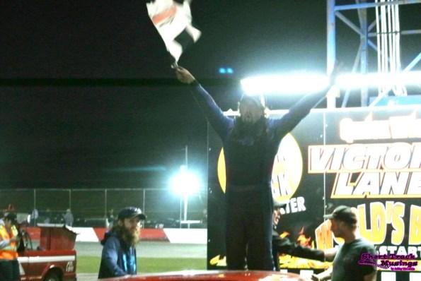 Dalen Martin OSCAAR Hot Rod Series at Flamboro Speedway