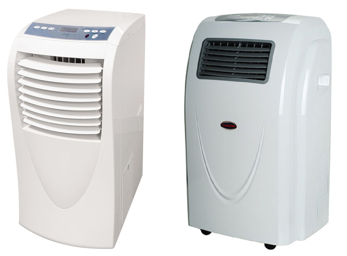 Cooler And Air Conditioner