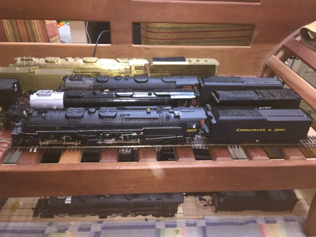 Dead-Rail Conversion of a Sunset 3rd Rail Allegheny 2-6-6-6 Locomotive with  MTH Proto-Sound 3 – O Scale Dead RailO Scale Dead Rail