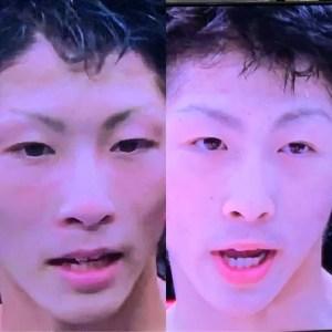 左:デビュー戦 右:2戦目