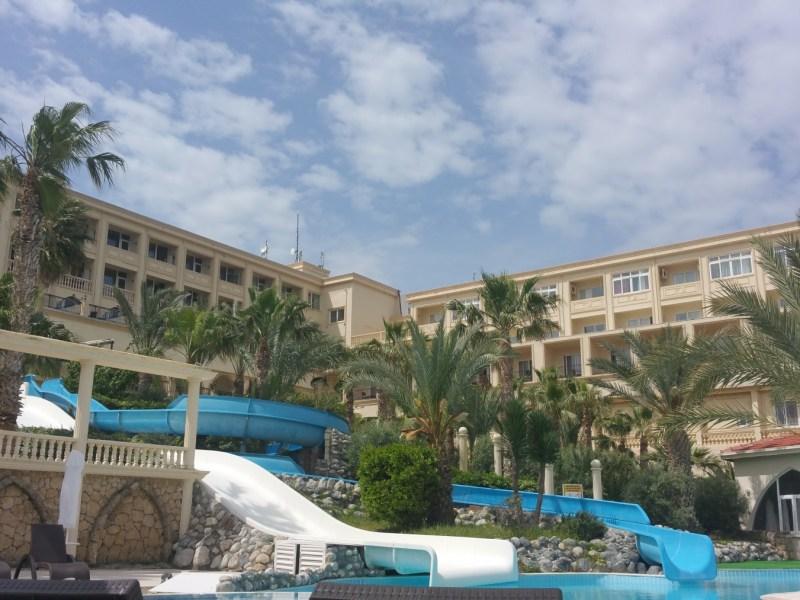 aquıa park pool