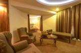 King Suite room livingroom connection