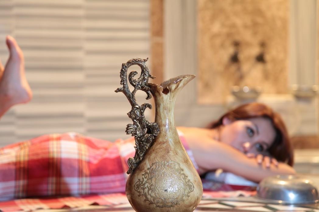 Turkish Hammam, Sauna, Steam Bath, Schock Shower, Massage, Private jacuzzi