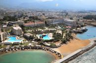 oscar resort hotel external view