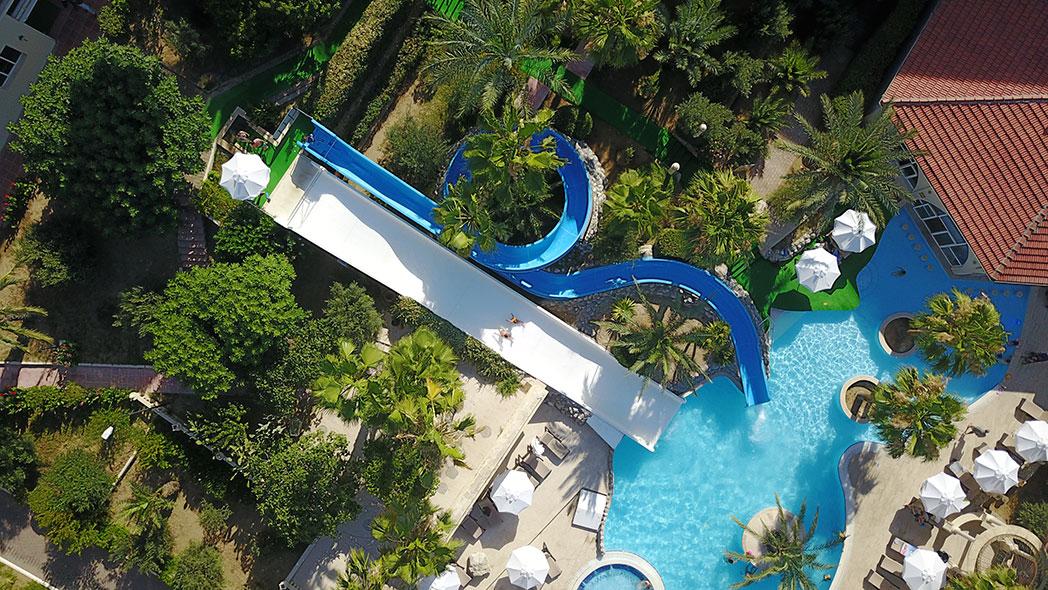Aqua Park Water Slides