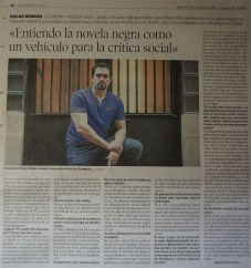 2014_27octubre_heraldo de Aragon_El sueño del depredador_Small