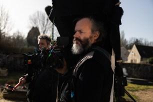Thierry Goron. Jeu & Caméra, directed by Lyèce Boukhitine, produced by Les Films du Faubourg, DOP Thierry Goron, Gaffer Christian Fleury.