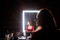 Delphine Seignon in In Nomine Patris, directed by Delphine Seignon, produced by Joël Girod, DOP Hugo Poisson, Lead MUA Mélissa Landron, Lead Costume Designer Louise Feverel, Lead Set Designer Morane Lefevre.