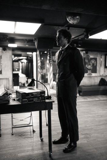 No Limit, répétitions au Cielito Lindo. Mise en scène Robin Goupil assisté par Arthur Cordier. Tom Wozniczka.