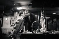 No Limit, répétitions au Cielito Lindo. Mise en scène Robin Goupil assisté par Arthur Cordier. Théo Kerfridin & Thomas Gendronneau.
