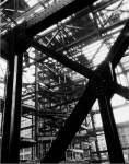 Foundations of the Rockefeller Center, New York, 1932