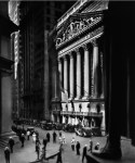 New York Stock Exchange, New York 1933