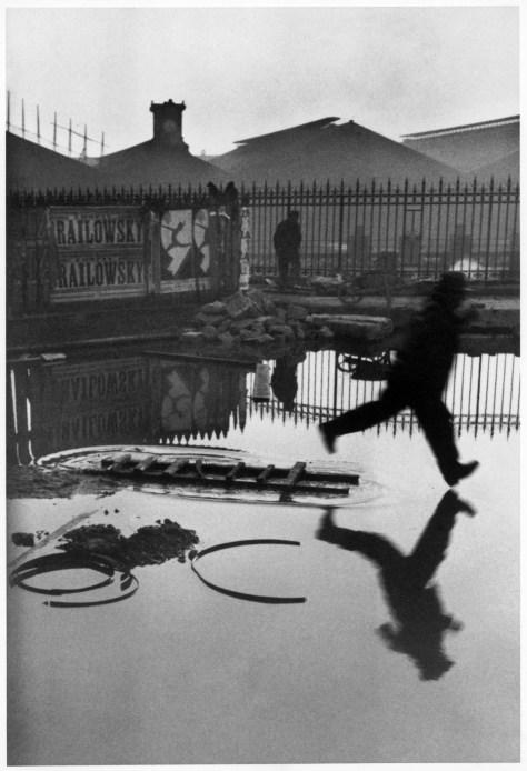 Henri Cartier-Bresson. Gare Saint Lazare. 1932.