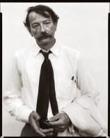 John Swarkoski por Richard aVedon