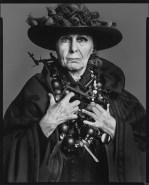 richard avedon louise nevelson sculptor new york may 13 1975