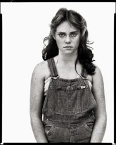 richard avedon sandra bennett twelve year old rocky ford colorado august 23 1980