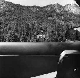 lee friedlander Montana 2008