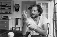 Lee Friedlander Richard Benson, Newport, Rhode Island 1984