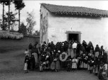 Enterramiento en Metepec. 1932
