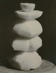 Jícamas desnudas. 1929