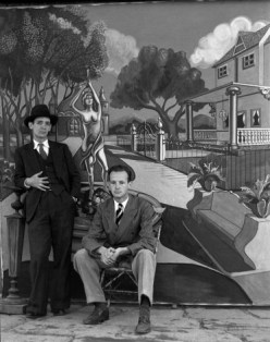 Henri Cartier-Bresson y Manuel Álvarez Bravo