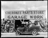 Auto parts shop Atlanta Georgia Walker Evans