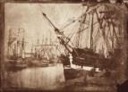 David Octavius HIll, Michael & Barbara Gray, Robert Adamson. Docks with ship cockburn tied up.