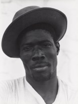 Jerome Liebling. Bahamian Migrant Worker, 1953