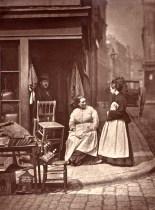 John Thomson. Old Forniture (ca. 1873)