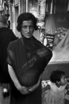Cd. de México 1934-35 Henri Cartier-Bresson.