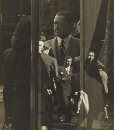 Nancy Bulkeley (American, 1913 - 1988) Madison Avenue, c. 1946
