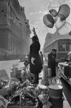 Roma 1951 Henri Cartier-Bresson