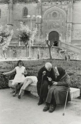 Salamanca, España 1963 Henri Cartier-Bresson