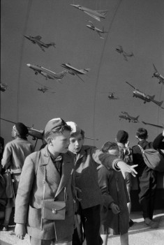 World's Fair, Brussels 1958 Henri Cartier-Bresson