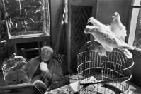1944 Henri Matisse, Vence, France Henri Cartier-Bresson