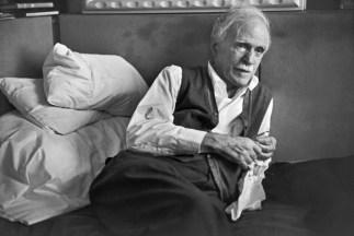 1946 Alfred Stieglitz, New York. Henri Cartier Bresson