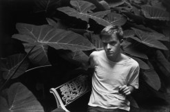 1947 Truman Capote, New Orleans. Henri Cartier Bresson