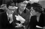 1951 Richard Avedon, Carmel Snow and Marie-Louise Bousquet, Paris Henri Cartier-Bresson