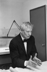 1961 Louis Kahn, Philadelphia Henri Cartier-Bresson