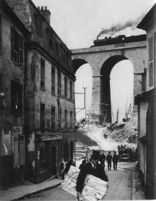 1928, Meudon, © André Kértesz