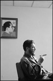 CUBA. 1964. CHE GUEVARA.dElliott Erwitt