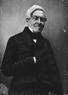 Nadar - Gaspard Felix Tournachon -felix_nadar_1820-1910_portraits_jules_michelet