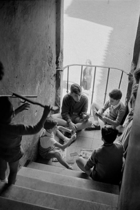 1952. Roma. Henri Cartier-Bresson