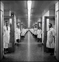USA. New Jersey. 1966. Allied Chemical.Elliott Erwitt