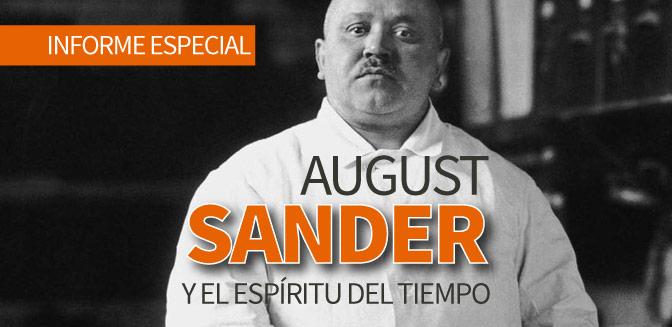 August Sander y el Espíritu del Tiempo
