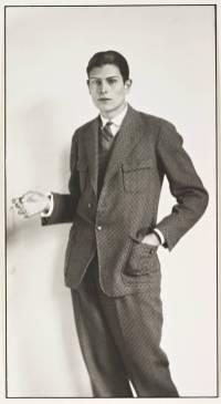Grammar School Boy 1926 by August Sander 1876-1964
